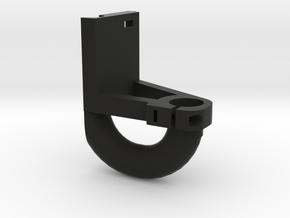 Milsig Hopperator Magwell Adapter - MAIN BODY (L) in Black Natural Versatile Plastic
