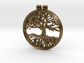 The Tree Of Life in Natural Bronze