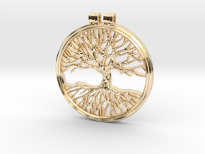 The Tree Of Life in 14K Yellow Gold