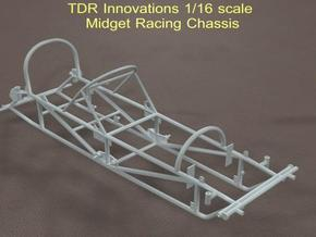 1/16 Midget Chassis in Smooth Fine Detail Plastic
