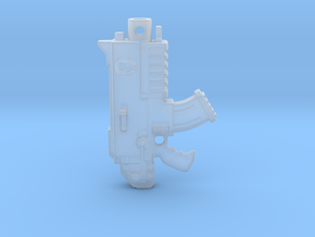Bolter gun in Smooth Fine Detail Plastic