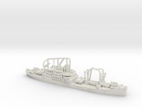 USN APA Bayfield in White Natural Versatile Plastic: 1:1800