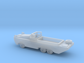1/144 Scale DUKW in Smooth Fine Detail Plastic