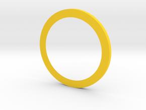 106107105高浩軒金牛 in Yellow Processed Versatile Plastic: 4.25 / 47.125