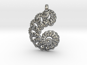 IF Tentacle in Natural Silver