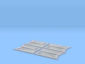 Z/Ist/seitenplatte in Smoothest Fine Detail Plastic