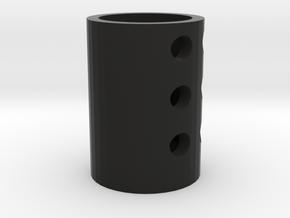 106102128簡子翔 筆筒 in Black Natural Versatile Plastic: Small