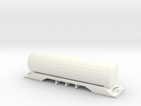 SBB Uacns Scale TT in White Processed Versatile Plastic