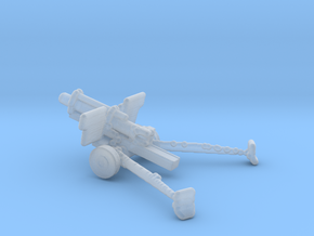 1/160 Scale 155mm in Smooth Fine Detail Plastic