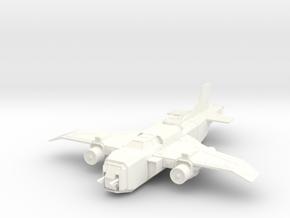 6mm Havoc Light Marauder Prototype in White Processed Versatile Plastic