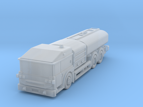 DennisE Fuel 3axle in Smoothest Fine Detail Plastic: 1:400