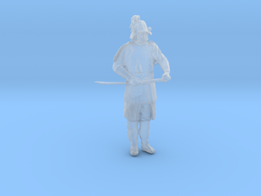 Printle C Homme 1186 - 1/87 - wob in Smooth Fine Detail Plastic