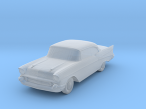 1957 Chevy Bel Air - Zscale in Smooth Fine Detail Plastic