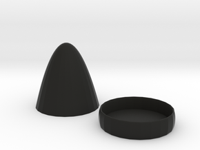 dice cup in Black Strong & Flexible