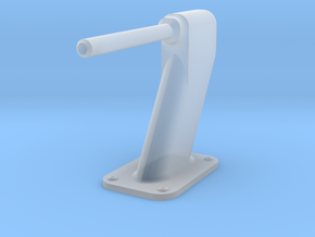 1.6 TUBE PITOT ECUREUIL in Smooth Fine Detail Plastic