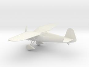 PZL P.24 in White Natural Versatile Plastic: 1:72