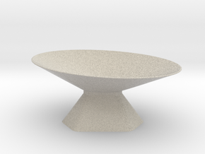 Dish 3 of 4 in Natural Sandstone