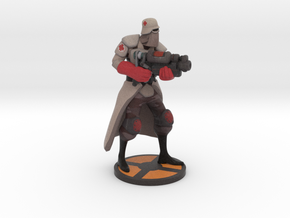 Medic in Full Color Sandstone