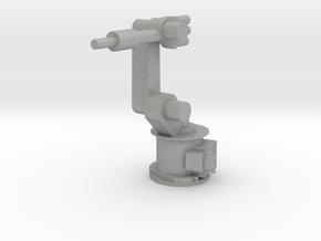 4-Axis Industrial Robot V01 in Aluminum