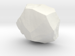 Natural Necessities Rock A in White Natural Versatile Plastic: Large