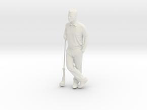 Printle C Homme 326 - 1/30 - wob in White Natural Versatile Plastic