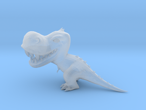 Tyrannosaurus Rex in Smooth Fine Detail Plastic