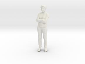 Printle C Femme 637 - 1/30 - wob in White Natural Versatile Plastic