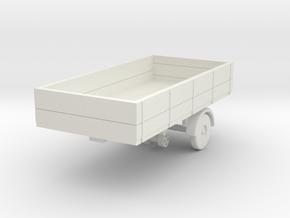 mh-87-scammell-mh6-trailer-15ft-open in White Natural Versatile Plastic