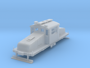 HO GE 50 ton Steeplecab for Bachmann 44 tonner whe in Smooth Fine Detail Plastic