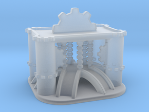 Stronghold - Engineers in Smooth Fine Detail Plastic