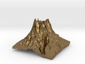 Mountain 2 in Natural Bronze: Small