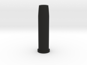 Airsoft WinGun Revolver Compatible 6mm 7-BB Shell in Black Premium Versatile Plastic