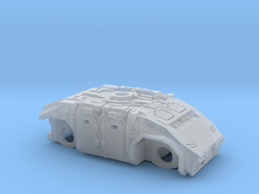 Imperial Federal 4x4 APC 15mm in Smooth Fine Detail Plastic