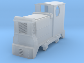 009 Ruston Hornsby Diesel Locomotive in Smoothest Fine Detail Plastic