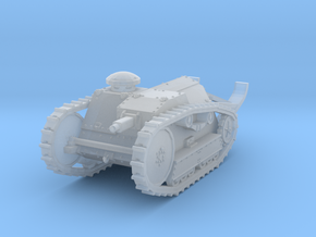 1/144 Ford 3-ton tank  in Smooth Fine Detail Plastic