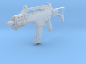 36Cgun  in Smooth Fine Detail Plastic