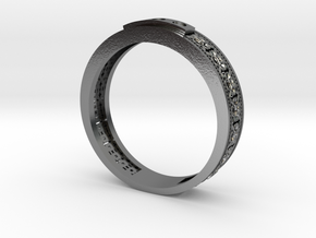 47 in Polished Silver: 11.5 / 65.25