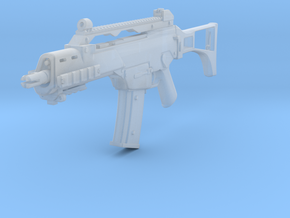 1/10th scale 36Cgun in Smooth Fine Detail Plastic