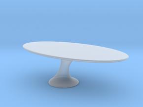 Miniature Reef Table - Cattelan Italia in Smooth Fine Detail Plastic: 1:24