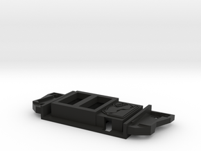 Sprint Booster plus 2 Switches in Black Natural Versatile Plastic