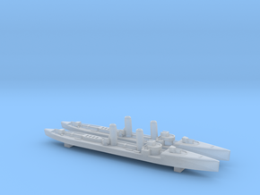 Chien Kang 1/2400 in Smooth Fine Detail Plastic