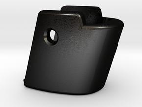 SIG P320c 21-Capacity Base Plate - Square in Matte Black Steel