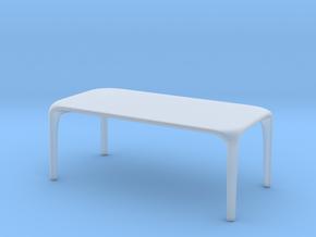 Miniature Link Table - B&B Italia in Smooth Fine Detail Plastic: 1:24
