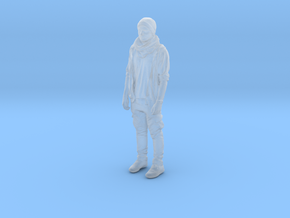 Printle C Homme 271 - 1/48 - wob in Smooth Fine Detail Plastic