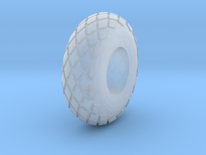 15mm_baloon_tire in Smooth Fine Detail Plastic