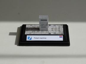 NL004 - OV Ticket Machine (H0) in White Strong & Flexible