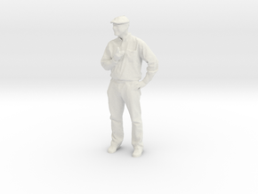 Printle C Homme 933 - 1/32 - wob in White Strong & Flexible