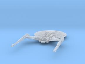 USS_Gagarin in Smooth Fine Detail Plastic