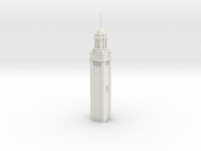 HK_Clock_Tower (Test Acc) in White Natural Versatile Plastic