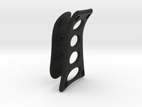 ARROW - Season 6 Bow Sight Window Controls in Black Natural Versatile Plastic
